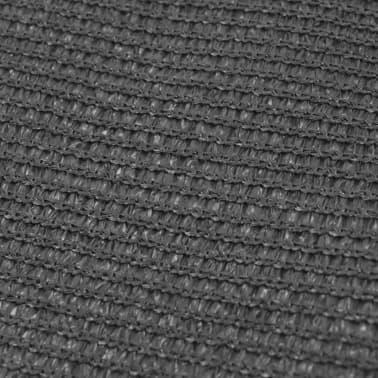 vidaXL Alfombra de tienda de campaña 250x300 cm gris antracita[3/3]