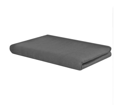 vidaXL Alfombra de tienda de campaña 250x600 cm gris antracita[2/3]