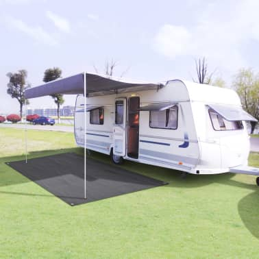 vidaXL Tent Carpet 300x400 cm Anthracite[1/3]