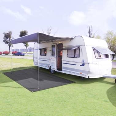 vidaXL Tent Carpet 300x600 cm Anthracite[1/3]