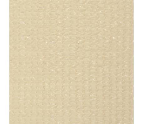 vidaXL Jaluzea tip rulou de exterior, 140 x 230 cm, crem[5/5]