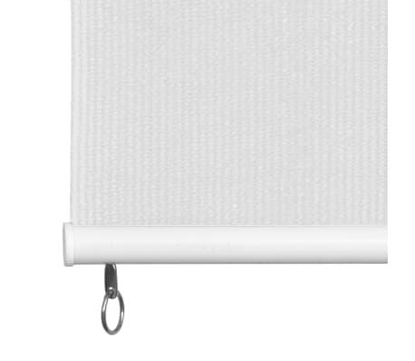 vidaxl store roulant d 39 ext rieur 300 x 140 cm blanc. Black Bedroom Furniture Sets. Home Design Ideas