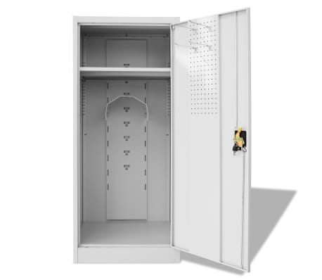 vidaXL Armário para sela 60x60x140 cm[4/10]