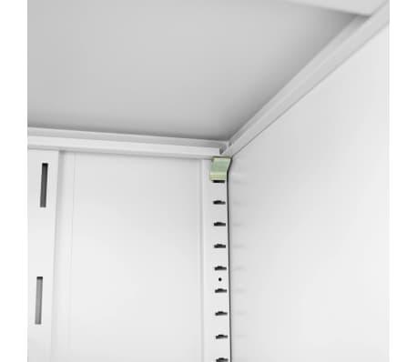 vidaXL Armário para sela 60x60x140 cm[8/10]