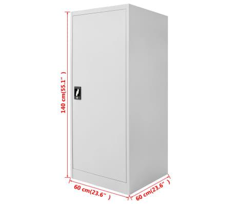 vidaXL Armário para sela 60x60x140 cm[10/10]