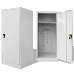 vidaXL Saddle Cabinet 60x60x140 cm