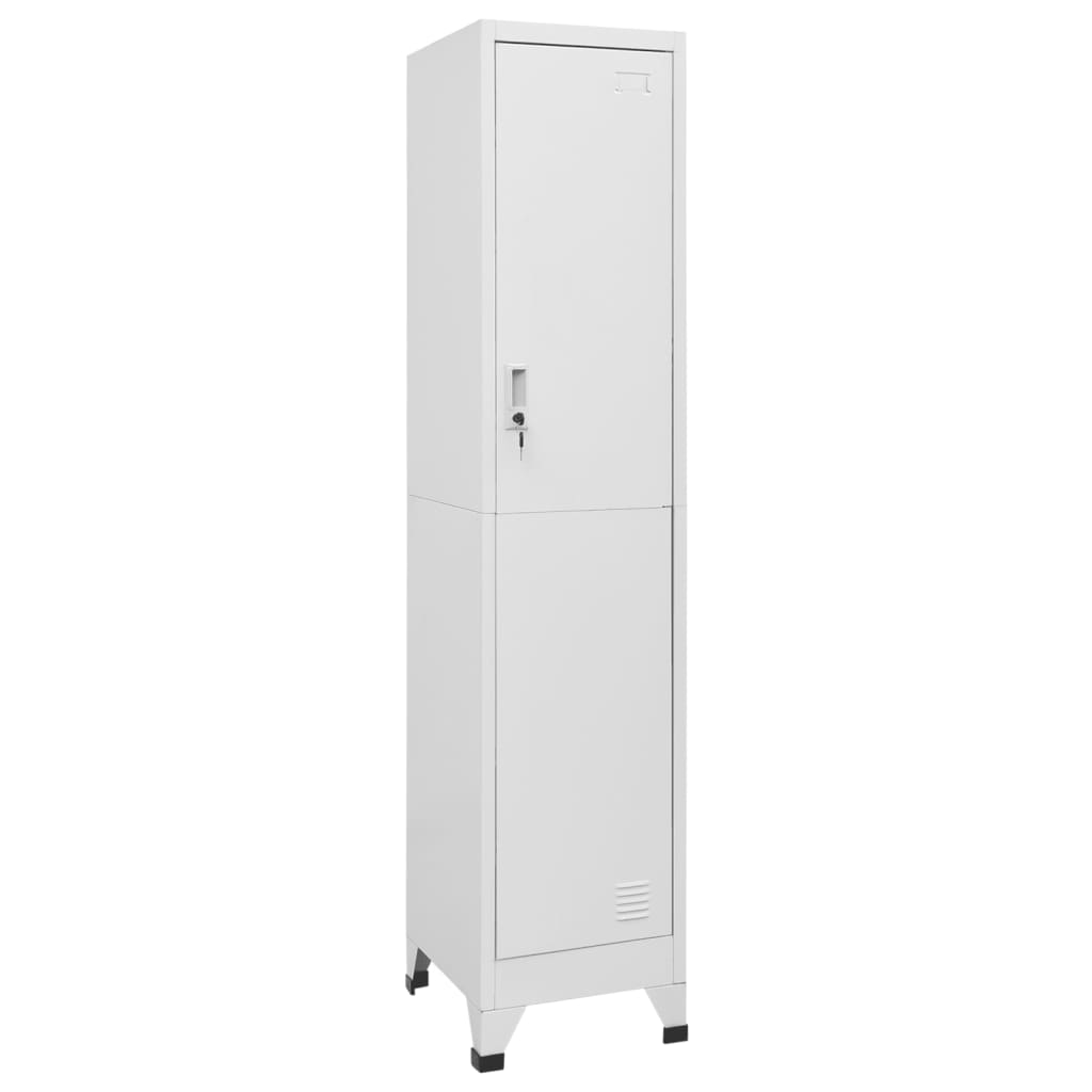 vidaXL Šatní skříňka, 38x45x180 cm