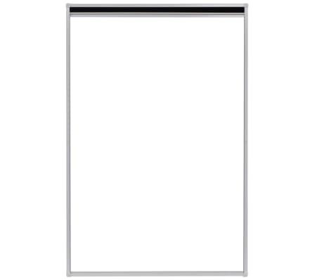 "vidaXL Plisse Insect Screen for Windows Aluminum 31.5""x47.2""[4/6]"