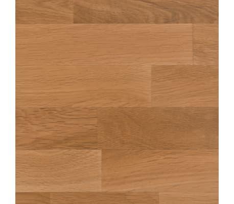 vidaXL Valgomojo komplektas, 4 dalys, perdirbta ąžuolo mediena[14/17]