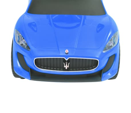vidaXL Voiture à chevaucher Maserati 353 Bleu[7/9]