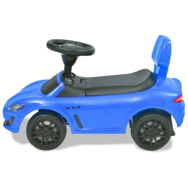 vidaXL Coche correpasillos Maserati 353 azul[2/9]