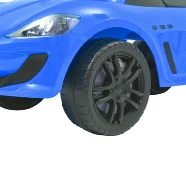 vidaXL Coche correpasillos Maserati 353 azul[8/9]