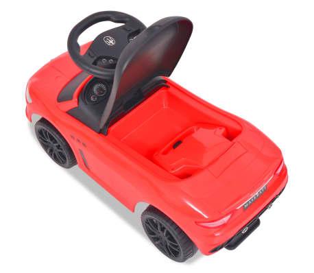 vidaXL Otroški avtomobil Maserati 353 rdeče barve[5/9]