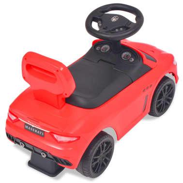 vidaXL Otroški avtomobil Maserati 353 rdeče barve[4/9]