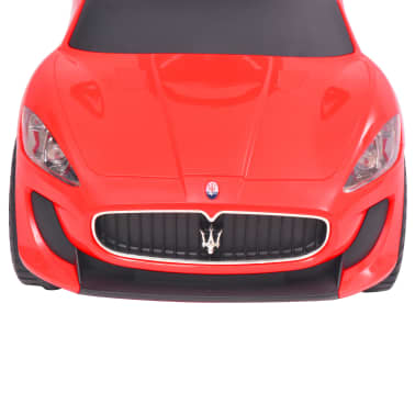 vidaXL Otroški avtomobil Maserati 353 rdeče barve[7/9]