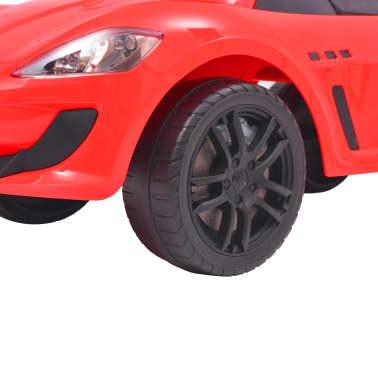 vidaXL Otroški avtomobil Maserati 353 rdeče barve[8/9]