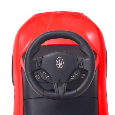 vidaXL Otroški avtomobil Maserati 353 rdeče barve[9/9]