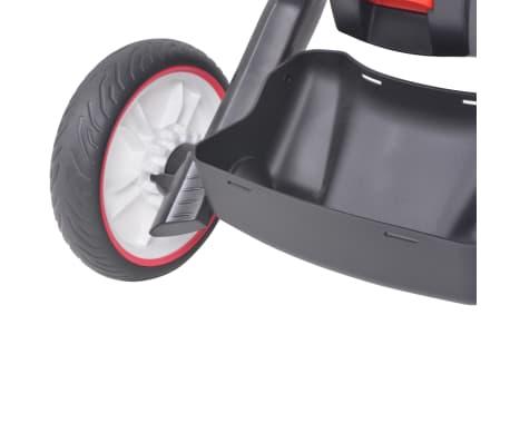 vidaXL Tricicletă pentru copii BMW Roz[13/13]
