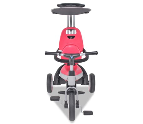 vidaXL Tricicletă pentru copii BMW Roz[3/13]