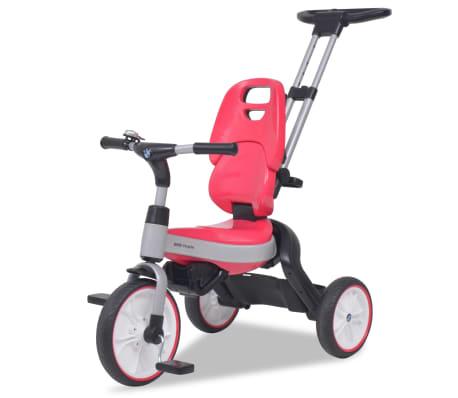 vidaXL Tricicletă pentru copii BMW Roz[6/13]