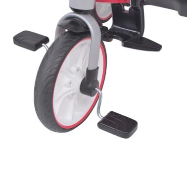 vidaXL Tricicletă pentru copii BMW Roz[11/13]
