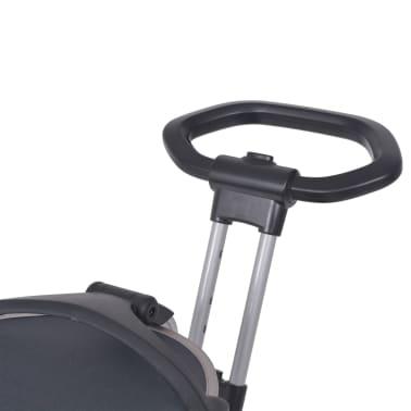 vidaXL Tricicletă pentru copii BMW Roz[9/13]