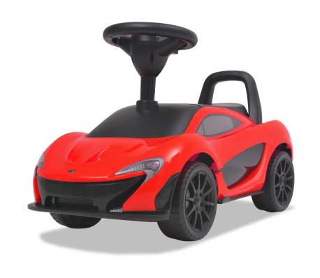 vidaXL Ride-on Car McLaren P1 Red