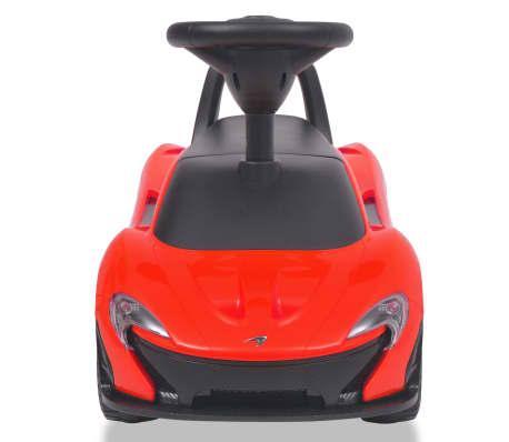 vidaXL Samochód jeździk McLaren P1, czerwony[3/8]
