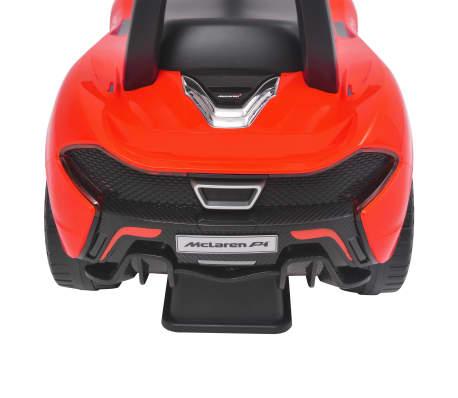 vidaXL Samochód jeździk McLaren P1, czerwony[5/8]
