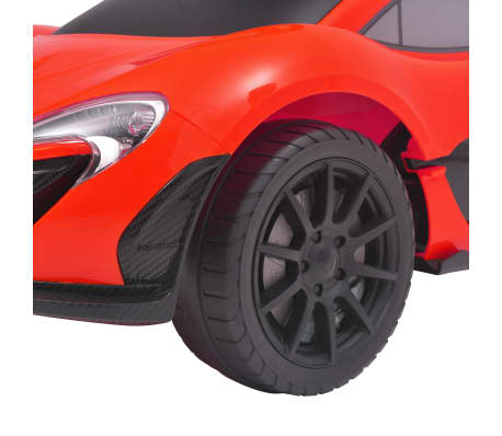 vidaXL Samochód jeździk McLaren P1, czerwony[7/8]
