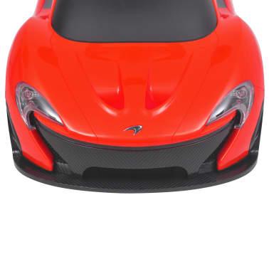 vidaXL Samochód jeździk McLaren P1, czerwony[6/8]