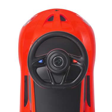 vidaXL Samochód jeździk McLaren P1, czerwony[8/8]