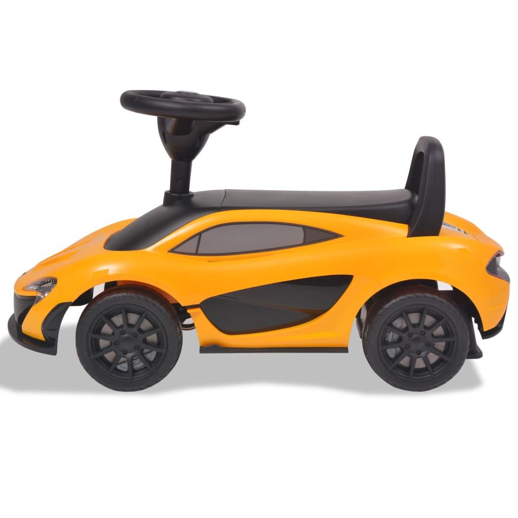 VidaXL Loopauto McLaren P1 geel