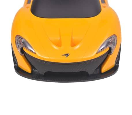 vidaXL Auto per Bambini McLaren P1 Gialla[6/8]