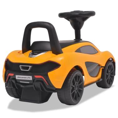 vidaXL Auto per Bambini McLaren P1 Gialla[4/8]