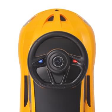 vidaXL Auto per Bambini McLaren P1 Gialla[8/8]