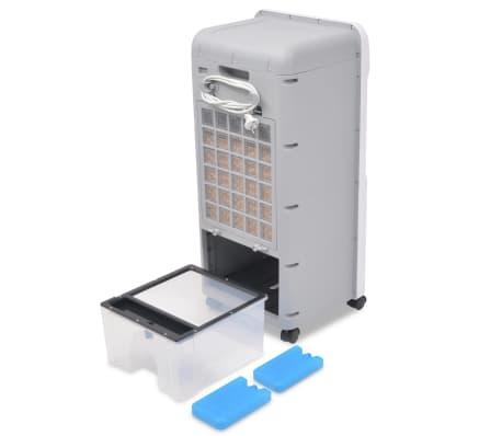 Acheter vidaxl refroidisseur d 39 air mobile 80 w 12 l 496 m - Refroidisseur d air ...