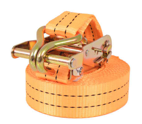 vidaXL Spanbanden 1 ton 6mx38mm oranje 4 st[2/5]
