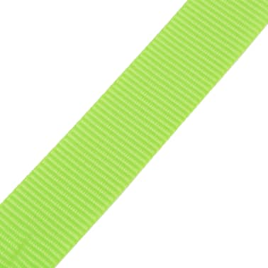 vidaXL Correas 10 unidades verde fluorescente 0,25 T 5 mx 25 mm[5/5]