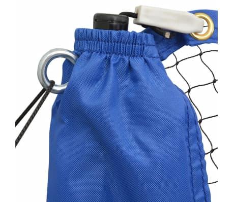 vidaXL Komplet mreže za badminton s perjanicami 300x155 cm[7/12]