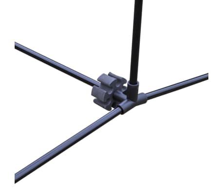 vidaXL Komplet mreže za badminton s perjanicami 300x155 cm[9/12]