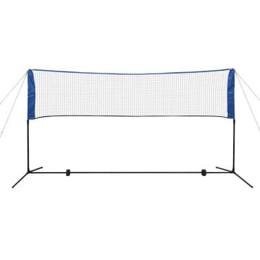 vidaXL Komplet mreže za badminton s perjanicami 300x155 cm[4/12]