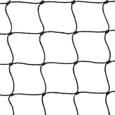 vidaXL Badmintono tinklas su plunksninukais, 500x155 cm[8/12]