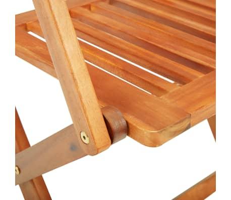 vidaxl garten essgruppe 9 tlg akazie massivholz g nstig. Black Bedroom Furniture Sets. Home Design Ideas