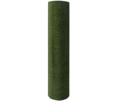 vidaXL Gazon artificial, 0,5x5 m/7-9 mm, verde[3/3]