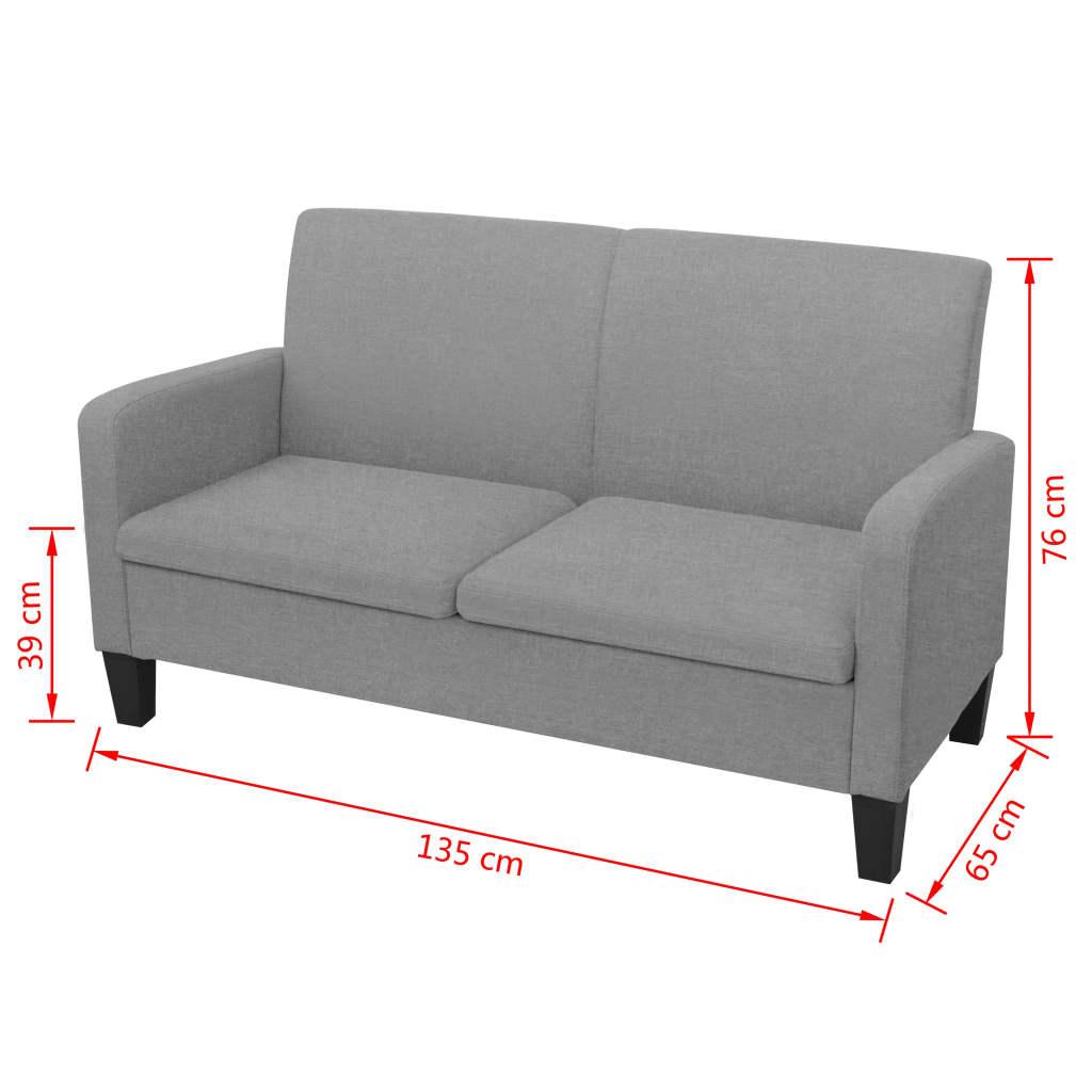 Sofa 2 Sitzer 3 Sitzer Couch Sofagarnitur Couchgarnitur