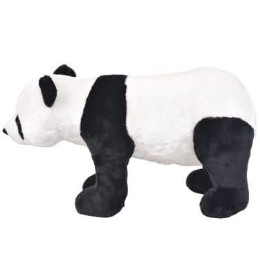 vidaXL Plüschtier Stehend Panda Schwarz und Weiß XXL[2/4]