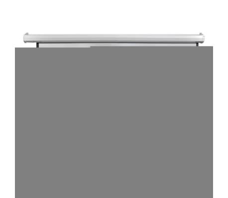 vidaXL Écran de projection électrique avec télécommande 160x90 cm 16:9[3/5]
