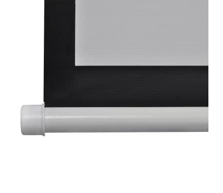 vidaXL Écran de projection électrique avec télécommande 200x153 cm 4:3[5/5]