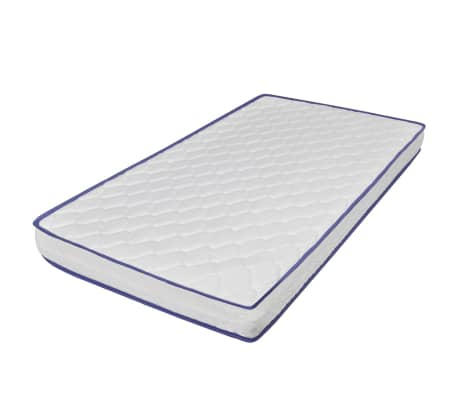 vidaXL Memory Foam Mattress King Single Size